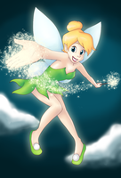 TinkerBell by Tinachan90