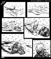 Comic- Let it Snow -page6- by spookydoom