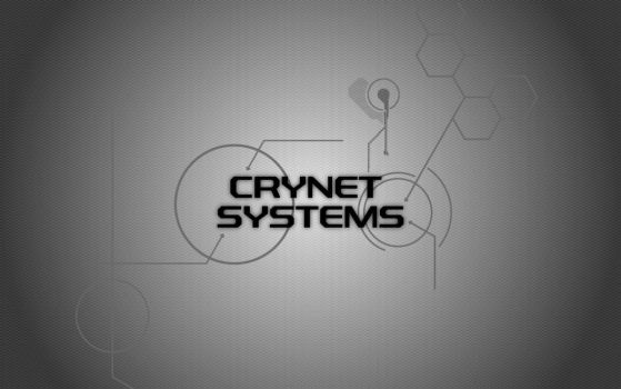 [1280x800] CryNet Systems Gray Wallpaper by roky146