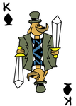 King Sameth of Spades by TheSunnyGuy