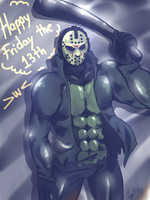 Jason by RoronoaxPhantom