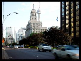 University Avenue by deadward1555