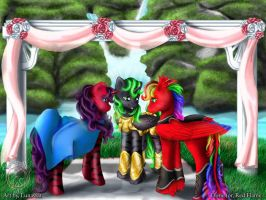 Wedding Time by customlpvalley