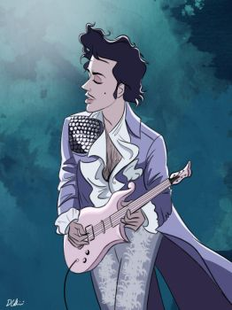 Prince by Domcell