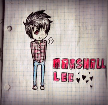 Chibi Lee by Bloody-Cheshire