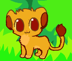 King of the Jungle by Messybun
