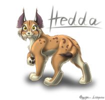 Hedda by OmegaLioness