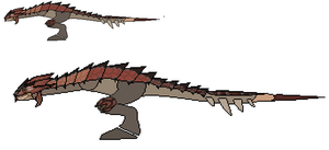 Rathalos by Csonic6