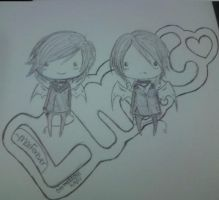 LM.C Chibis by maiForever