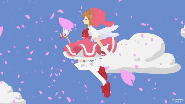 Sakura Card Captor FanArt by Luchoxfive