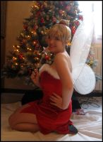 Tinkerbell Christmas by Aires89