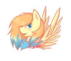 PC - Sunny by TheLivingNote