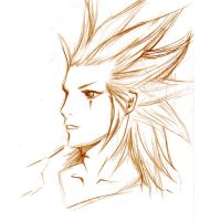 KH Headshot - Axel by Kongouseki