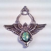 Commission Pendant by SteamDesigns
