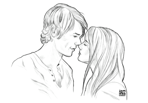 Sweet Shane x Claire by jeminabox