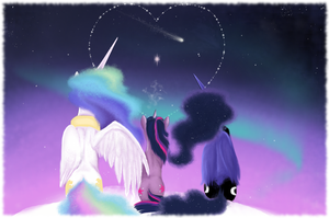 A mutual fondness for Twilight by Bri-sta