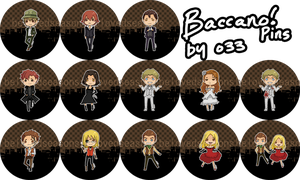 buttons.baccano by belovedseasons