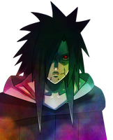 Madara Uchiha by MiaHinasakie