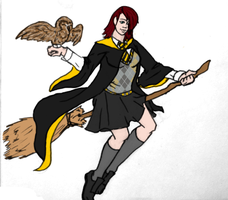 Pottermore Sketches - 2 by AnimeMan90