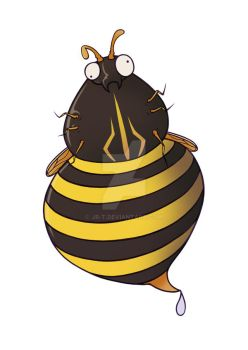 Fat Bee_shop edition by JR-T