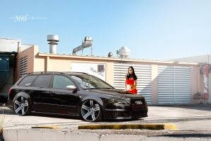 Audi A4 Avant RS by PedroIvoAlonso