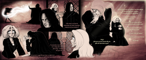 Emily+Severus-Always... by RedPassion
