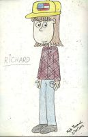 Character #18: Richard by gretzelboy89