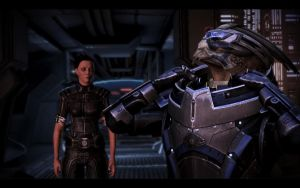 ME3 Shepard and Garrus 15 by chicksaw2002