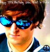 Happy Birthday John I Love You by Lenmccarristarr