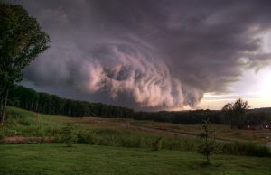 Crazy Stormcloud by Justinregork