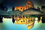 The Colosseum by oO-Rein-Oo