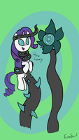 Tangle for Two by MrGerp