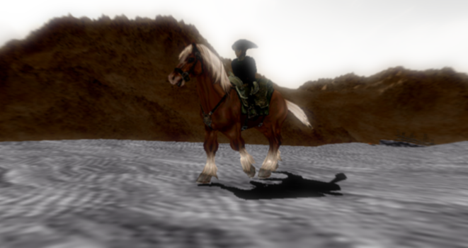 MMD Newcomer Epona + DL by Valforwing