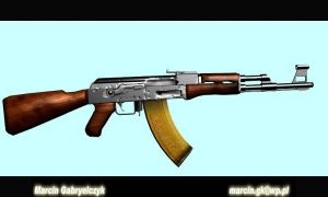 Ak 47 : updated by MarcinG1