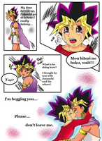 Please don't go... by LadyGab