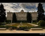 Madrid - Royal Palace by Klek