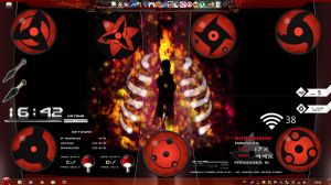 Sharingan Madness 1.1 by ZakycooL
