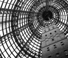 Melbourne Central by w3nt4n