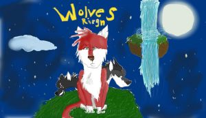 Wolves Reign Cover by Wolvesreign23