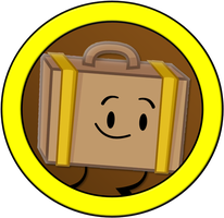 Inanimate Insanity #9: Suitcase by CDUniverse22