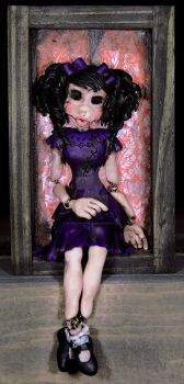Fiona Doll in the Attic by NeverlandJewelry
