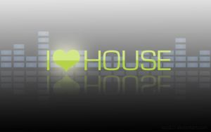 I Love House by laz007