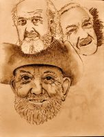 Faces by Arkinman