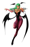 Morrigan by chalii