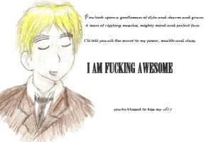 Arthur is fu''ing AWESOME by XluddeX