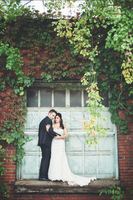 Engine House 25 Pittsburgh Wedding by waiting4cadence