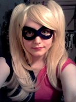 WIP Harley Quinn Cosplay (Batman) by MAJCosplay
