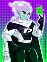 Dan Phantom by mrshadow1989