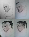 FKA Twigs WIP by iKammy