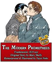 Little Ad Thingy for Prometheus at Conventions by Thundertori